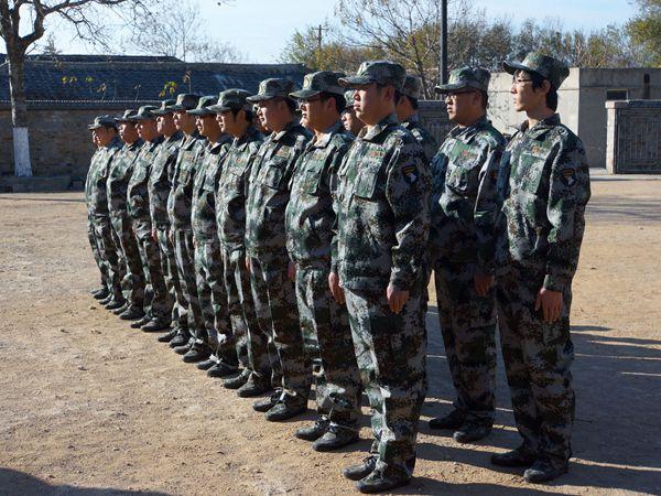 刘公岛:组建应急救援队构建平安景区