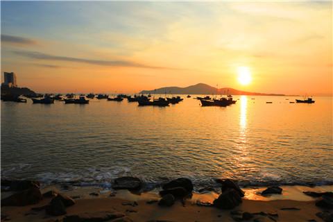 【游记】刘公岛上看日出