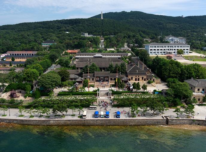 【游记】父亲曾在刘公岛上站岗放哨