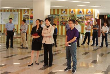 杨丽副市长赴刘公岛客运中心调研指导迎接黄金周准备工作
